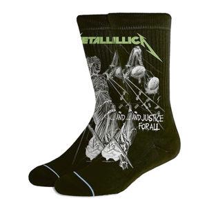 ponožky NNM Metallica AJFA Black
