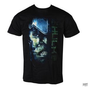 tričko LIVE NATION Thor Hulk černá