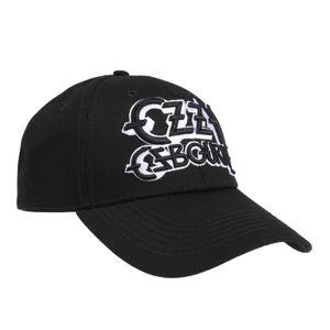 kšiltovka ROCK OFF Ozzy Osbourne Logo