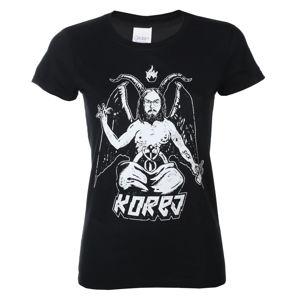 tričko dámské Korejsky Blog - MS068 S
