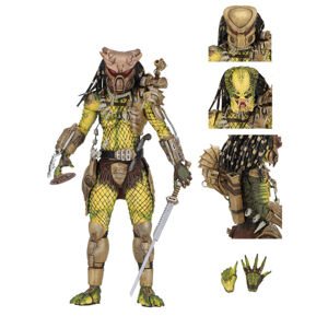 figurka filmová NNM Predator Ultimate Elder: The Golden Angel
