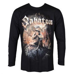Tričko metal NUCLEAR BLAST Sabaton The great war černá S