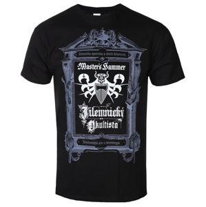 Tričko metal NNM Master´s Hammer Jilemnice černá XL