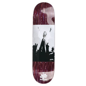 skateboard Lakai x Black Sabbath - Tour Photo - black -  la420912-black