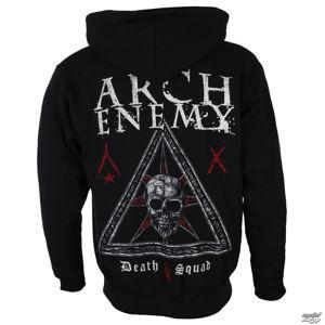 mikina s kapucí pánské Arch Enemy - Death Squad - ART WORX - 710804-001 M