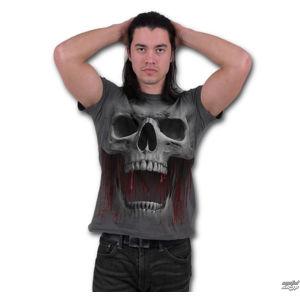 tričko SPIRAL DEATH ROAR černá XXL