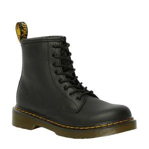 boty kožené Dr. Martens 8. dírkové černá 28
