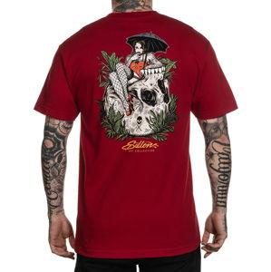 tričko hardcore SULLEN BLAQ SUNSHINE černá XL