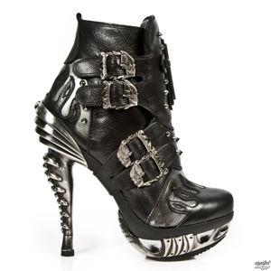 boty na podpatku NEW ROCK NOMADA PULIK ACERO MAGNETO vícebarevná 40