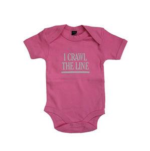 body dětské SINNER SUPPLY - I Crawl The Line - OTS-030-PNK