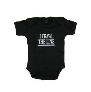 body dětské SINNER SUPPLY - I Crawl The Line - OTS-030-BLK
