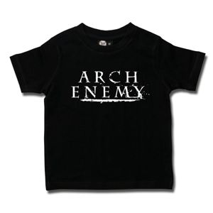 Tričko metal Metal-Kids Arch Enemy (Logo) černá 140