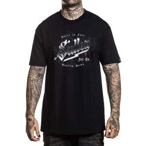 tričko hardcore SULLEN BOLTS černá M