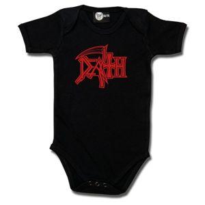 body dětské Death - Logo - Metal-Kids - 439-30-8-3