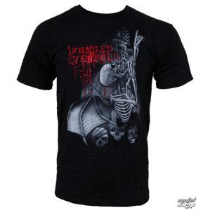 tričko metal BRAVADO Avenged Sevenfold Spine Climber černá XXL