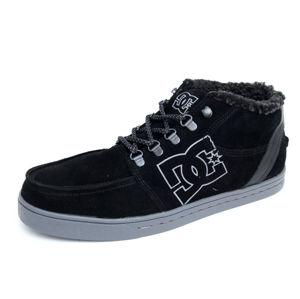 boty zimní DC Relax Mid Wr černá