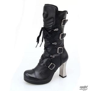 boty na podpatku NEW ROCK 5815-S10 černá 39