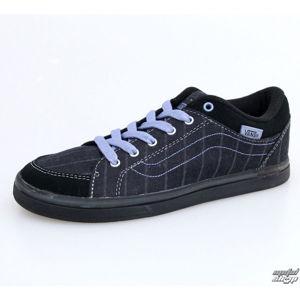 tenisky nízké VANS W Skyla černá šedá modrá 37