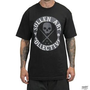 tričko hardcore SULLEN All Day černá S