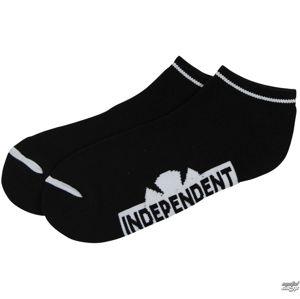 ponožky INDEPENDENT - ASOG BLACK