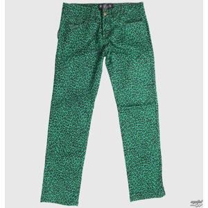 kalhoty plátěné NNM Green 30