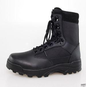 boty zimní BRANDIT Tactical černá