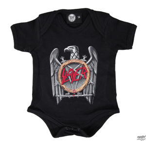 body dětské Slayer- Silver Eagle - Black - Metal-Kids - MK91
