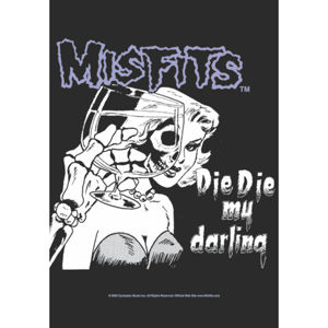 HEART ROCK Misfits Die Die My Darling