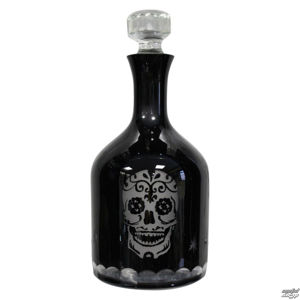 láhev Sugar Skull Decanter - D1435D5
