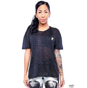 tričko street IRON FIST Seeing Spots černá XL