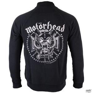 mikina bez kapuce AMPLIFIED Motörhead Bomber černá