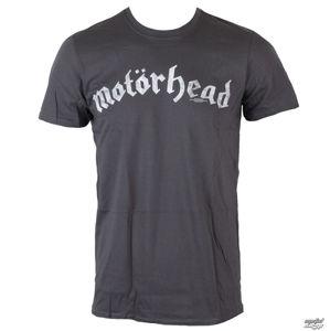 Tričko metal ROCK OFF Motörhead černá šedá vícebarevná M