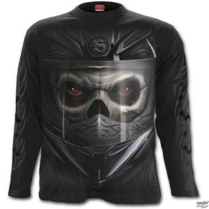 tričko SPIRAL Demon Biker černá XXL