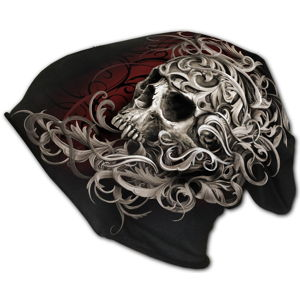 SPIRAL SKULL SHOULDER WRAP