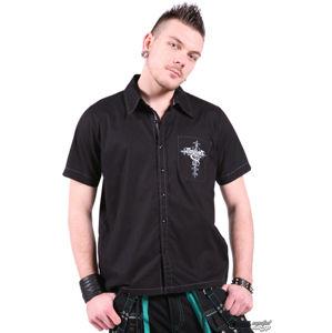 košile pánská DEAD THREADS - GS9384 S