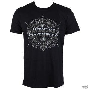 ROCK OFF Avenged Sevenfold Reflections černá M