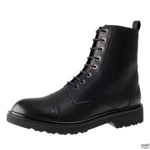 boty kožené ALTERCORE Irma černá 37