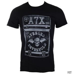 ROCK OFF Avenged Sevenfold Flightcase černá XXL