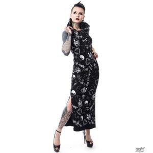 šaty HEARTLESS BLACK MAGIC PENTAGRAM L