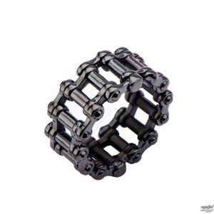 prsten INOX - MOTO CHAIN BLACK - FR2080