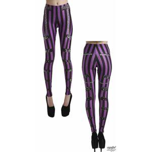 kalhoty plátěné PAMELA MANN Esme M/L