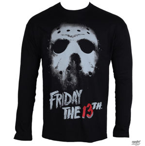 tričko HYBRIS Friday the 13th Black černá S