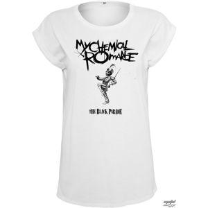 Tričko metal NNM My Chemical Romance Black Parade Cover černá bílá L
