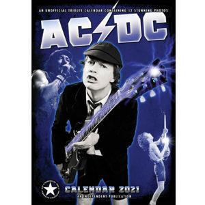 kalendář NNM AC-DC AC/DC