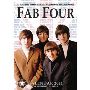 kalendář NNM Beatles The Beatles