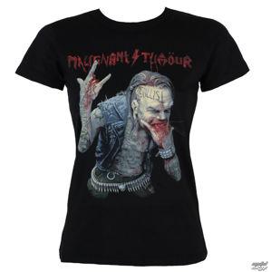 tričko metal NNM Malignant Tumour The Metallist černá XXL