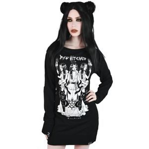 šaty KILLSTAR Bad Witches Club Sweater S