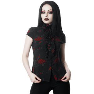 tričko KILLSTAR Beatrice černá XXL