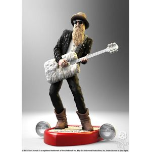 figurka skupiny KNUCKLEBONZ ZZ-Top Billy F Gibbons