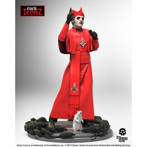figurka skupiny KNUCKLEBONZ Ghost Cardinal Copia (Red Cassock)